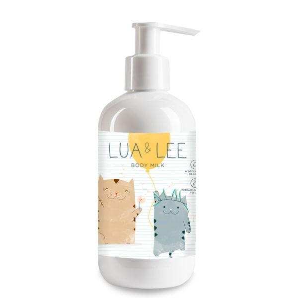 Body milk Lua&Lee