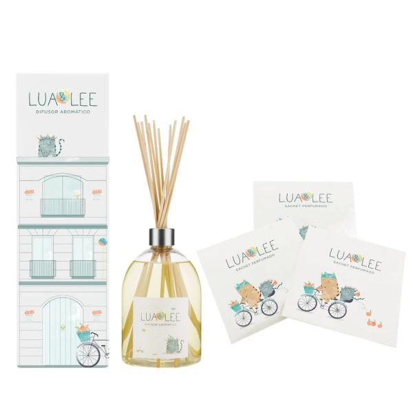 Micado con 3 sachets Lua&Lee