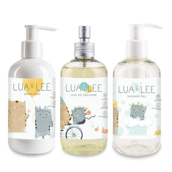 Pack Lua&Lee