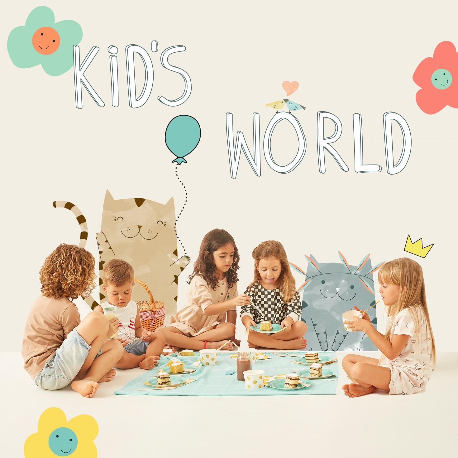 Kid's World Lua&Lee