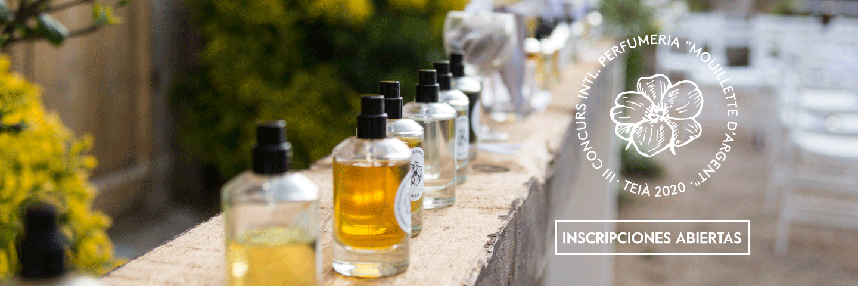 Concurso Internacional de Perfumeria