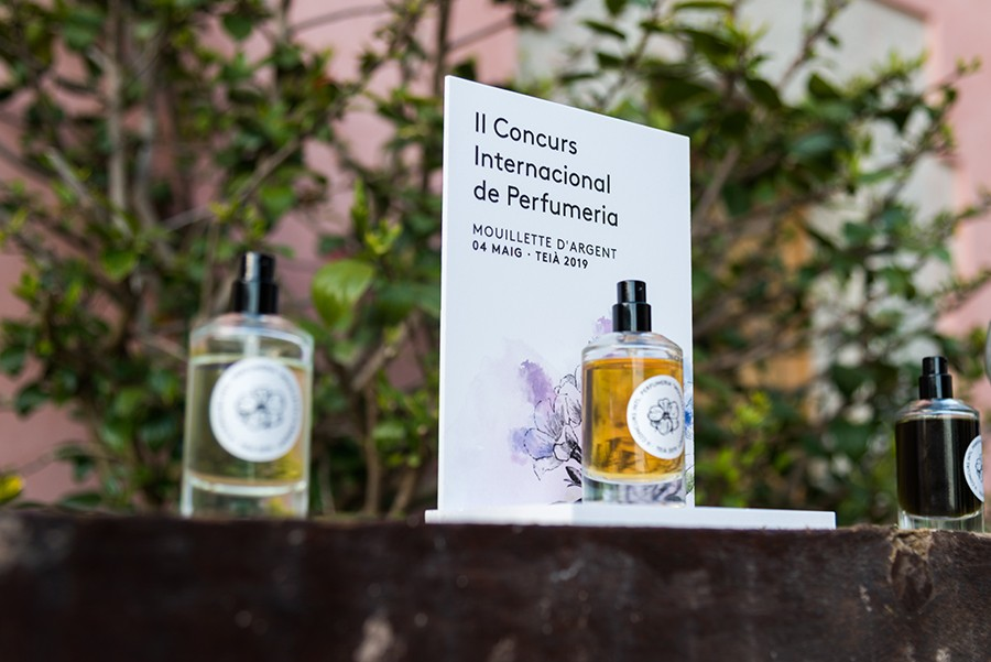 Concurso internacional de perfumeria Ainea perfums