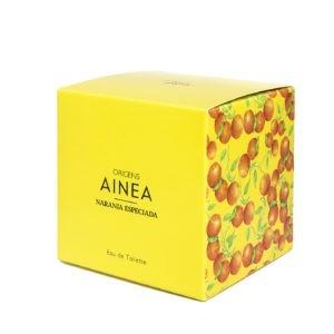 Origens Ainea naranja especiada caja