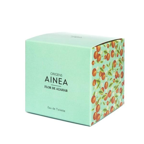 Origens Ainea flor de azahar caja